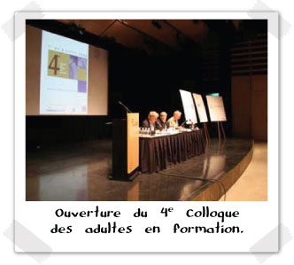 Colloque MQAF