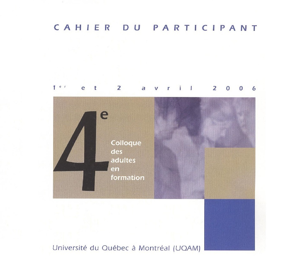 Logo du 4e colloque